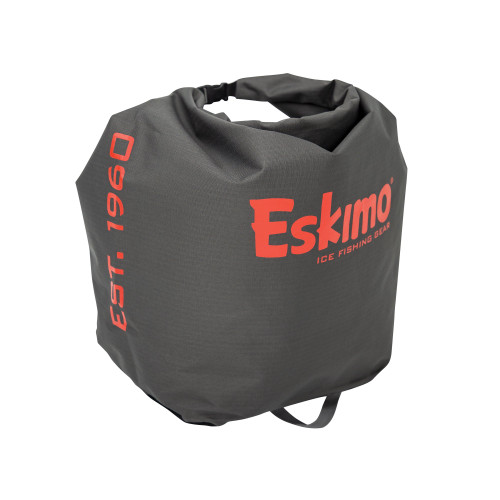 The large mouth dry bag is perfect for packing your suit, hat, gloves, and whatever else you want to bring for a trip to the lake. Whether it's loading up for the weekend or going for the day, this bag is easy to pack, and will keep its contents dry and protected thanks to its fully waterproof, seam-sealed, and durable coated ripstop shell.