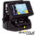 """Now introducing the leader in sonar and mapping technology, Marcum Technologies brings you the MX-7GPSLI. As a Lithium-powered sonar/GPS combination unit, we've taken GPS mapping and fused it to Marcum's legendary sonar platform. For decades, we've built the best ice-specific sonar platform in the world. One that was built on power, Interference Rejection (IR) so advanced it's patented, zoom that was adjustable anywhere in the water column, and a veritable laundry-list of industry """"firsts."""" We gave birth to the modern movement of ice fishing's information age, by taking a stationary circular display and breathing life into it. We invented on-screen scenarios that involved dynamic movement which more closely matches what's happening below ice, all while staying true to the number one aspect that makes ice fishing sonar specific to our sport – real-time. In a stationary, vertical game of cat and mouse, where latency and sonar lag are unacceptable, Marcum's response time is completely unrivaled. That lighting fast sonar reaction has been a hallmark of the Marcum brand, and has made it the most sought after ice sonar platform to this day. Not all sonar is created equal, and that's especially true when talking ice fishing. The best ice anglers in the world require electronics with a full-time dedication to the sport. Take the MX-7GPSLI out of the box and it's automatically locked in ice mode; equipped with a Lithium Shuttle and ready to fish. Long story short, we've added more features, making them longer lasting, lighter, and technologically superior, all while staying true to our real-time roots – a defining characteristic in any quality ice sonar.    Features/Specs  Dual Beam Precision Digital Sonar Engine – Like our flagship LX-5 flasher, we offer you the best in class both widest, and narrowest viewing angles on the market. A 20-degree ultra-wide-angle sonar cone sees fish further to the sides, giving you an advantage for both finding AND catching. An 8-degree Narro"""