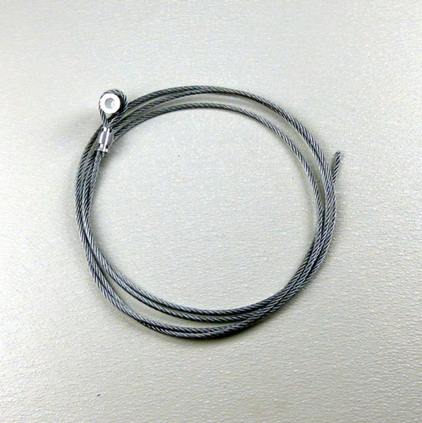 12 Foot Wheel Winch Cable for Yetti Houses