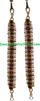 Ear Chain Imitation Temple Jewelry SL64