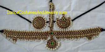 Head set Real Temple Jewelry RTJ86