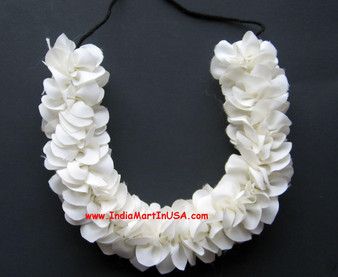Cloth Flower Super soft white WT88