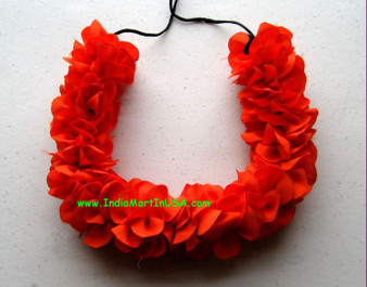 Cloth Flower Super soft Orange or Red RD88