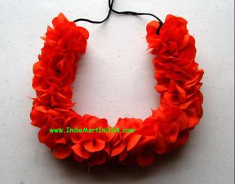 Cloth Flower Super soft Orange or Red RD88