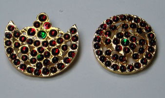 SunMoon Imitation Temple Jewelry SM53