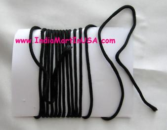 Black thread Six feet