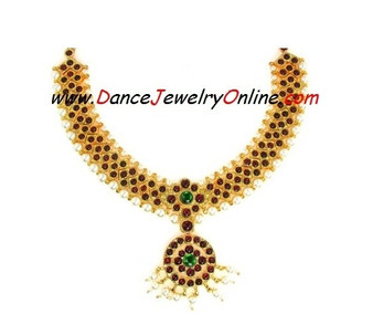 Dance Jewellery necklace