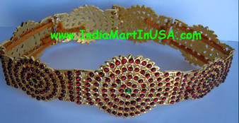 Oddiyanam Imitation Temple Jewelry Belt OD75