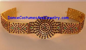 Oddiyanam Imitation Temple Jewelry Belt CR70