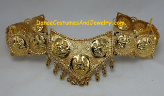 Oddiyanam Imitation Temple Jewelry Belt BLT70