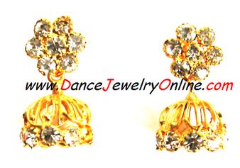 Dance Jewellery Earring