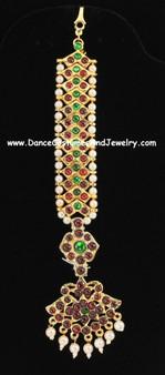 Tika Imitation Temple Jewelry Netichuti GRN75