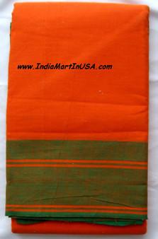 Dance practice saree