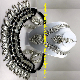 Odissi dance jewelry set MB650