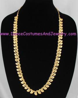 Manga Mala Gold Plated Jewelry Long-SML28