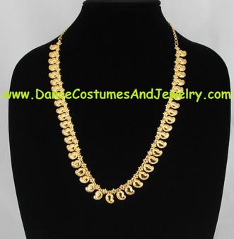 Manga Mala Gold Plated Jewelry Medium SML22