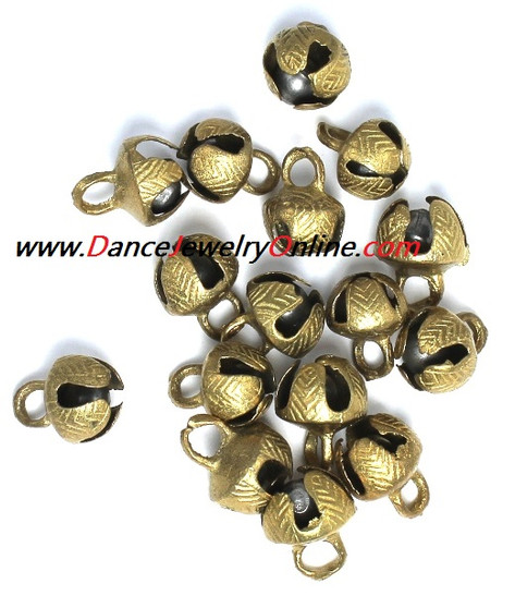Brass Bells Loose 14mm diameter