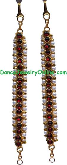 Ear Chain Imitation Temple Jewelry SL64