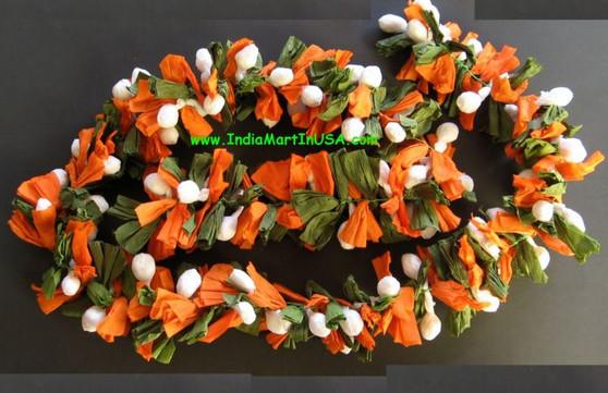 Paper Flower Mixed Color Kadambam