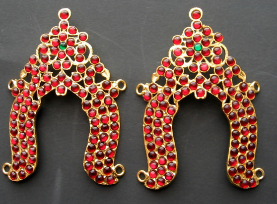 Vanki or Bajuband Imitation Bharatanatyam Jewelry LE53