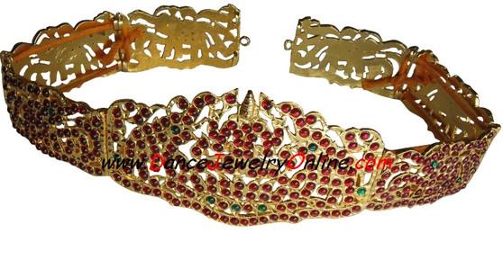 Dance Jewellery Belt