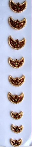 Kemp Jada Imitation Temple Jewelry S Moon