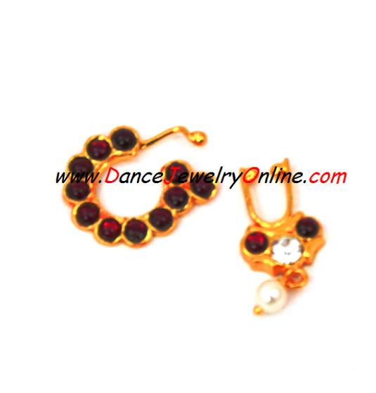 Dance Jewellery Nath