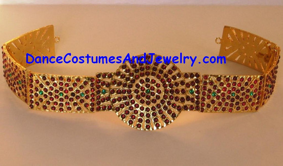 Oddiyanam Imitation Temple Jewelry Belt CR70