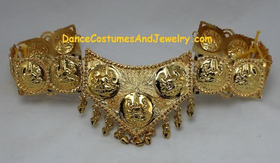 Oddiyanam Imitation Temple Jewelry Belt BLT70