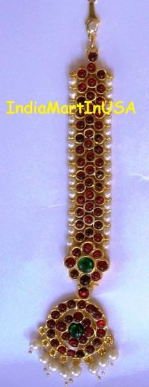 Tika Imitation Temple Jewelry Netichuti C75