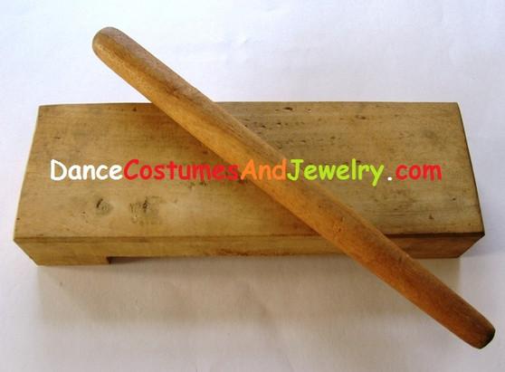 Wooden Thaalam Mani kattai for Classical Dance teachers