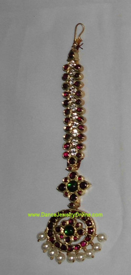 Temple Jewellery Tika