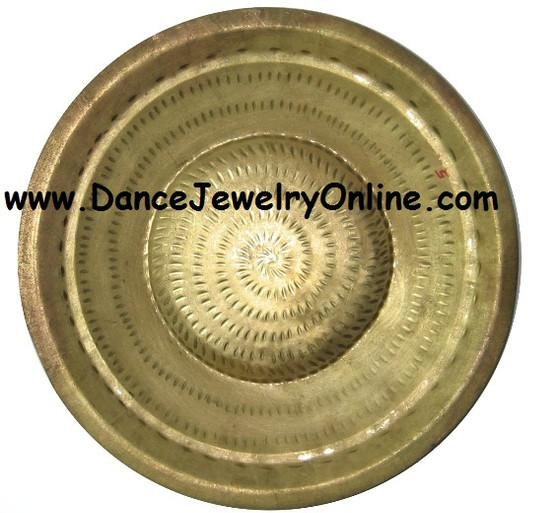 Kuchipudi dance plate