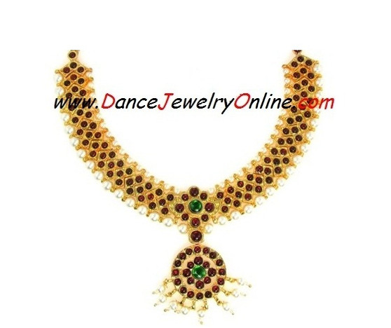 Dance Jewellery necklace