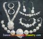Odissi dance jewelry set ST04
