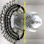 Odissi dance jewelry set MB650
