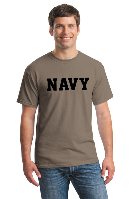 US Navy-Military-Physical-Training-PT-T-Shirts