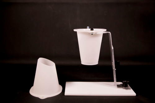 Canning Stand Deluxe Package (with angled funnel)