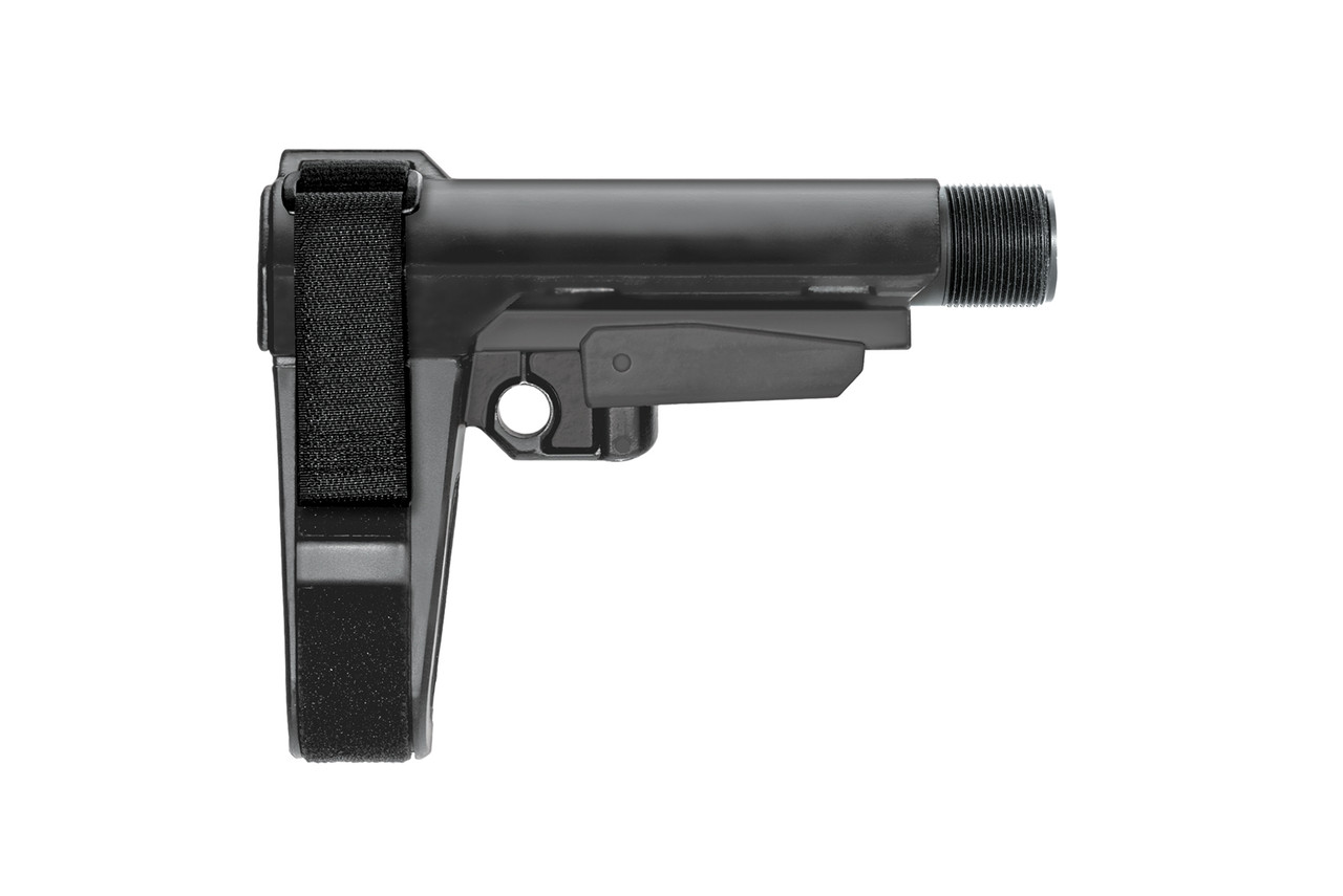 SB Tactical - SBA3 Pistol Stabilizing Brace Black
