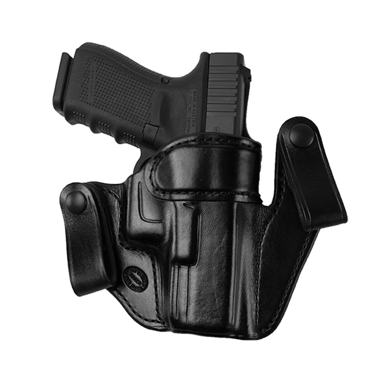 "Milt Sparks - Glock 19/23 Black - 1.5"""