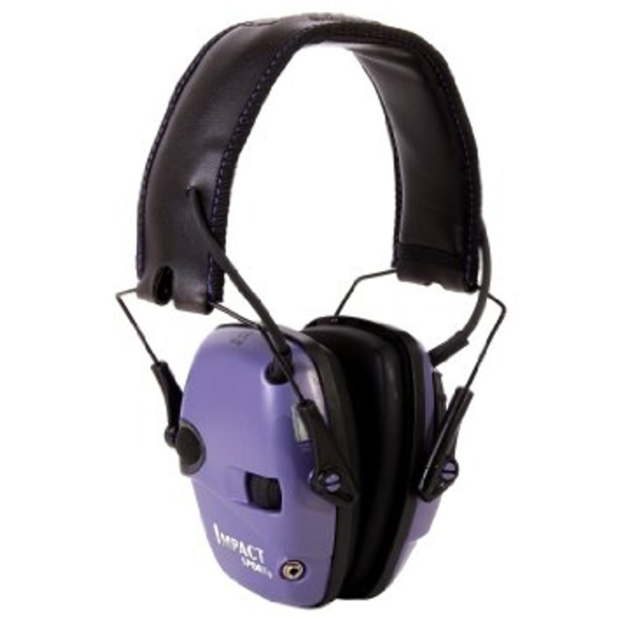 Howard Leight - Impact Sport Earmuff (Purple)