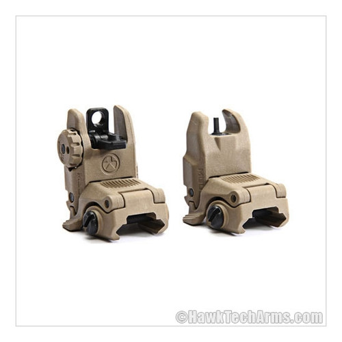 Magpul - Back Up Sights Front Gen 2 - FDE