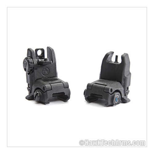 Magpul - Back Up Sights Rear Gen 2 - Black