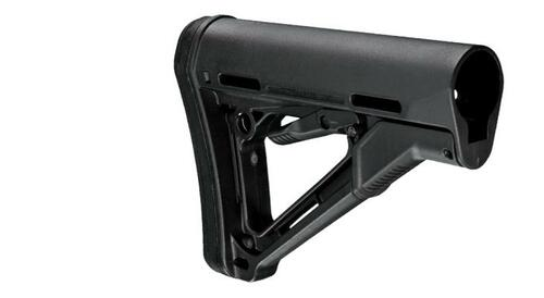 Magpul - CTR Mil-Spec Carbine Stock - Black