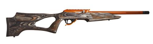 Tactical Solutions 10/22 Lightweight Barrel, Threaded End - Orange