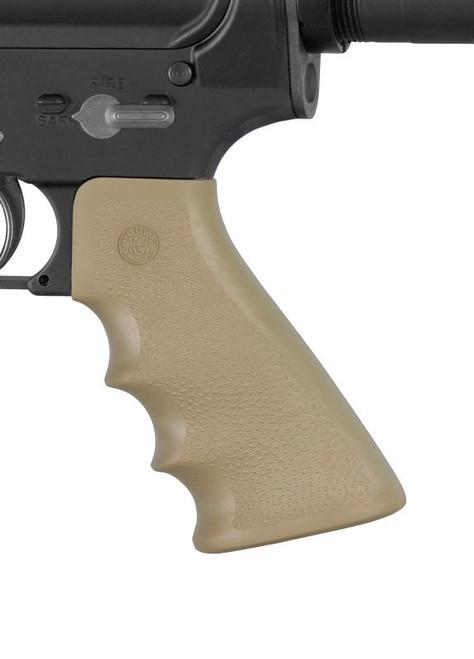 Hogue - AR15 Overmolded Grip FDE