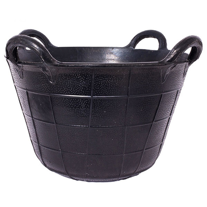 Tyre Rubber™ Four Handled Basket