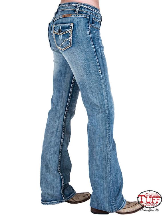 Tuff Cookie Womens Jean