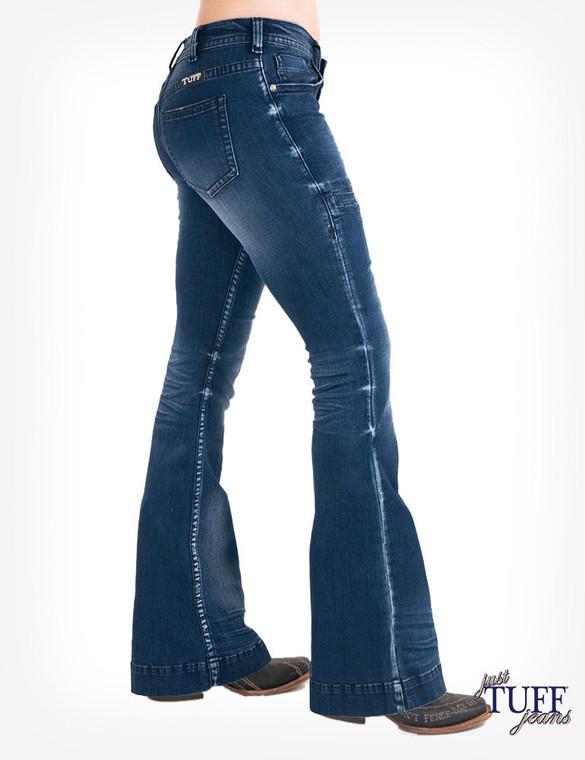Just Tuff® Vintage Blue Trouser