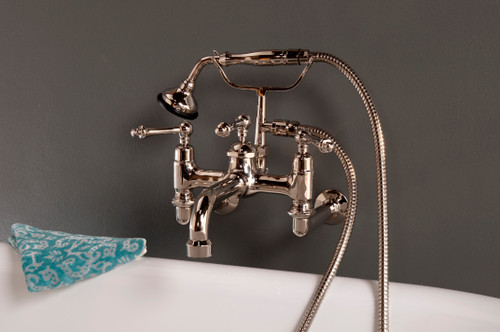 Wall Mount Traditional Telephone Faucet